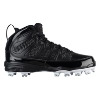 Jordan Retro IX MCS - Men's - Black / White