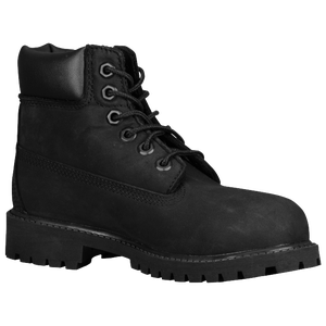 "Timberland 6"" Premium Waterproof Boot - Boys' Preschool - Black"