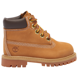 "Timberland 6"" Premium Waterproof Boot - Boys' Preschool - Wheat"