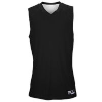 Eastbay Supercourt 2.0 Reversible Jersey - Men's - All Black / Black