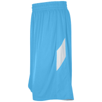 Eastbay Supercourt 2.0 Reversible Shorts - Men's - Light Blue / White