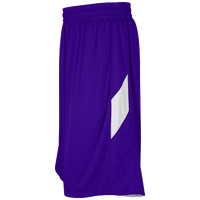 Eastbay Supercourt 2.0 Reversible Shorts - Men's - Purple / White