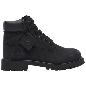 "Timberland 6"" Premium Waterproof Boots - Boys' Toddler - Black"