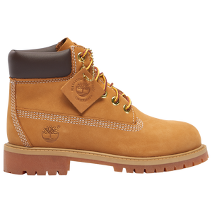"Timberland 6"" Premium Waterproof Boots - Boys' Toddler - Wheat"