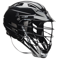 Cascade CPXR Lacrosse Helmet - Men's - All Black / Black