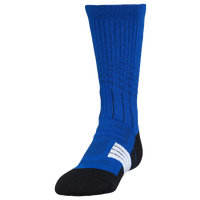 Under Armour Unrivaled Crew Socks - Youth - Blue / Black