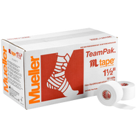 Mueller M Tape - All White / White