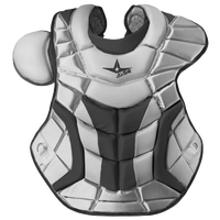 All Star System 7 Ultra Cool Chest Protector - Men's - Silver / Black