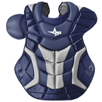 All Star System 7 Ultra Cool Chest Protector - Men's - Navy / Grey