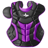 All Star System 7 Ultra Cool Chest Protector - Men's - Black / Purple