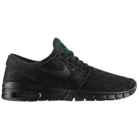 Nike SB Stefan Janoski Max - Men's - Black / Green