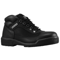 Timberland Field Boots - Men's - All Black / Black