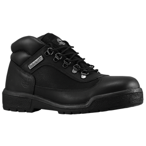 Timberland Mid Field Boots - Men's - Black