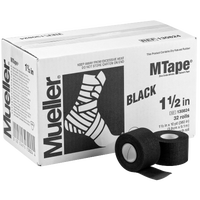 Mueller M Tape - All Black / Black