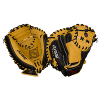 All Star Pro-Advanced CM3100 Catcher's Mitt - Adult - Tan / Black