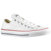 Converse All Star Ox Leather - Men's - White / Red