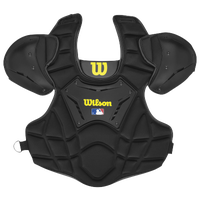Wilson Guardian Umpire Chest Protector - Adult - Black / Yellow