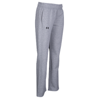 Under Armour Team Hustle Fleece Pants - Women's - Grey / Grey