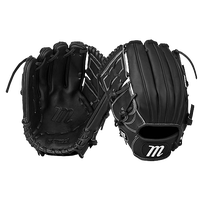 Marucci Founders Series Fielding Glove - Adult - Black / Black