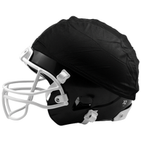 Athletic Specialties Football Helmet Scrimage Cap - Men's - All Black / Black