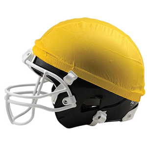 Athletic Specialties Football Helmet Scrimage Cap - Men's - Gold