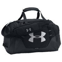 Under Armour Undeniable X-Small Duffel 3.0 - Black / Silver