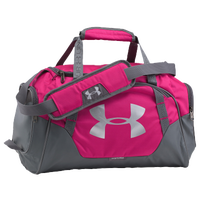 Under Armour Undeniable X-Small Duffel 3.0 - Pink / Grey
