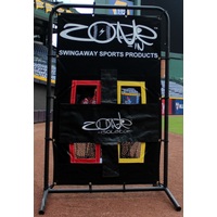 Swingaway Zone-In Pitching Target - Men's