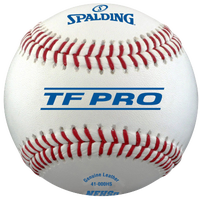 Spalding TF-Pro Baseball - White / Red
