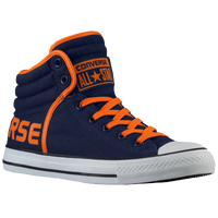 Converse All Star Swag Hi - Men's - Navy / Orange