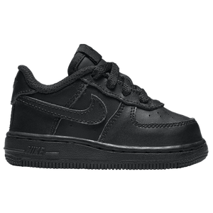 Nike Air Force 1 Low - Boys' Toddler - Black/Black