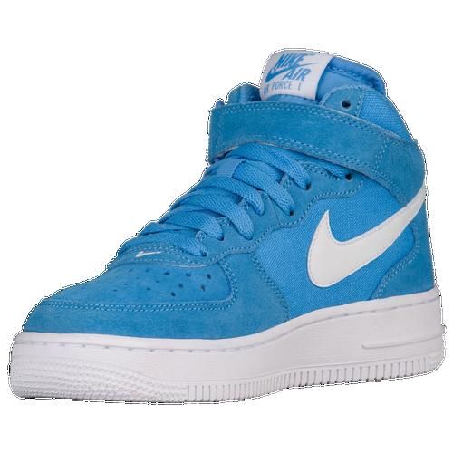 Nike Air Force  Mid Grade School Boys Casual Shoe