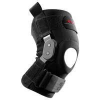 McDavid Knee Brace - Black / Grey