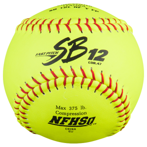 Dudley SB12LRF Fastpitch Leather Softball