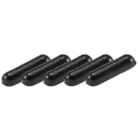 ATI 5 Pound Pack of Weights - Men's - All Black / Black