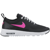Nike Air Max Thea - Girls' Grade School - Black / Pink