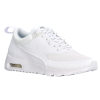 Nike Air Max Thea - Girls' Grade School - All White / White