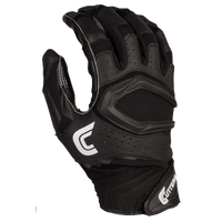 Cutters Rev Pro 2.0 Solid Receiver Gloves - Men's - Black / White