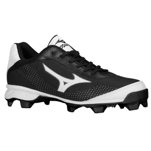 Mizuno 9-Spike Blaze Elite 5 - Men's - Black/White