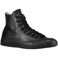 Converse All Star Hi - Men's - All Black / Black
