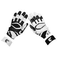 Cutters Rev Pro 2.0 Ying Yang Receiver Gloves - Men's - White / Black