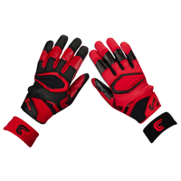 Cutters Rev Pro 2.0 Ying Yang Receiver Gloves - Men's - Red / Black