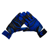 Cutters Rev Pro 2.0 Ying Yang Receiver Gloves - Men's - Blue / Black