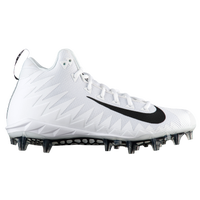 Nike Alpha Menace Pro Mid - Men's - White / Black