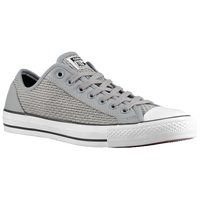 Converse CT All Star Overlay Ox Woven - Men's - Grey / White