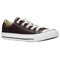 Converse All Star Ox - Boys' Grade School - Brown / White