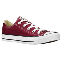 Converse All Star Ox - Boys' Grade School - Maroon / White