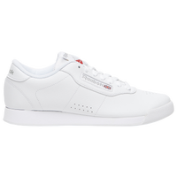 Reebok Princess - Women's - All White / White