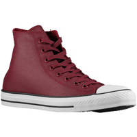 Converse All Star Hi - Men's - Maroon / White