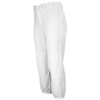 Mizuno Select Belted Fastpitch Pant - Women's - All White / White